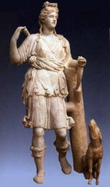 Greek Goddess Artemis Image