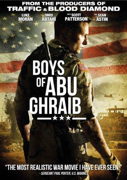 Poster Of English Movie Boys of Abu Ghraib (2014) Free Download Full New Hollywood Movie Watch Online At Alldownloads4u.Com