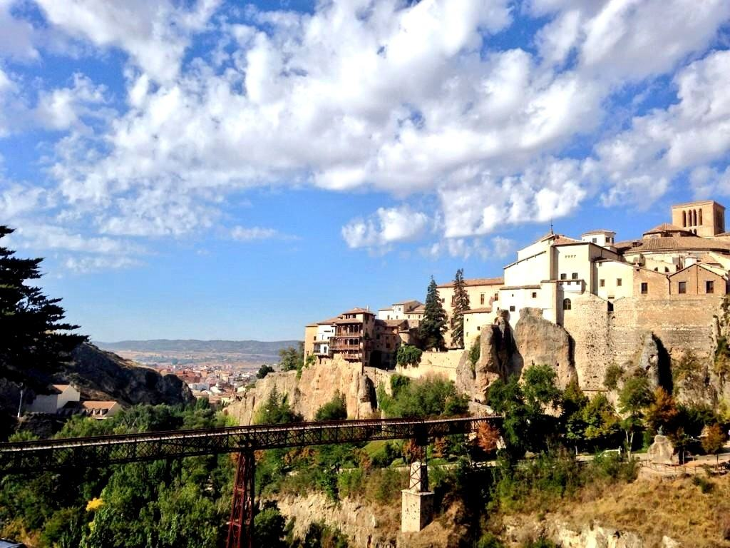 Casas Colgadas y puente, Cuenca
