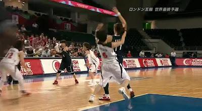 女子バスケ 日本vs韓国 韓国選手のラフプレーが酷い