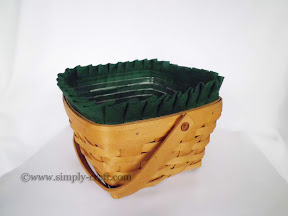 Longaberger Large Berry Basket