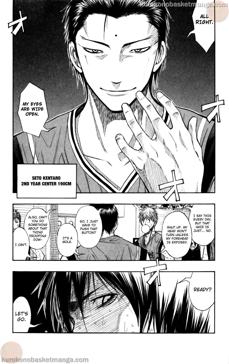 Kuroko no Basket Manga Chapter 104 - Image 06