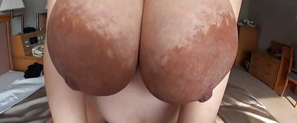 Big Areolas and Pepperonis