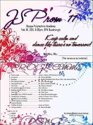 Js prom blog that this those js prom js invitation stopboris Choice Image