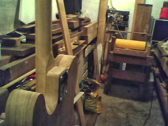Construção guitarra telecaster, meu 1º projeto bolt on. Finalizado e com vídeo - Página 2 Imagem+062
