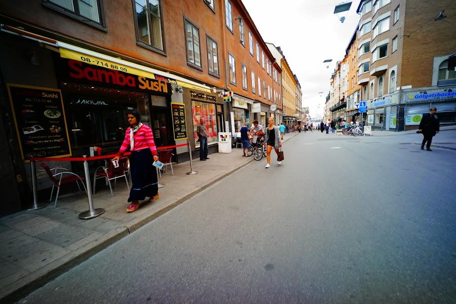 Café Fåtöljen, Hornsgatan 55