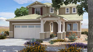 Freedom floor plan Discovery at Morrison Ranch by Lennar Homes
