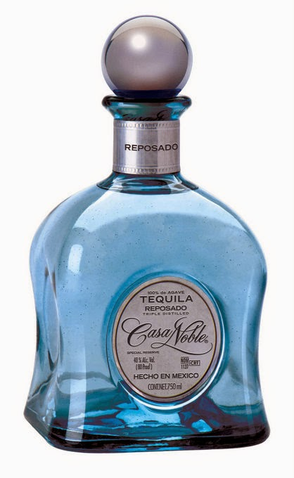 photo of a bottle of Casa Noble