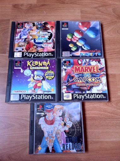 RetroCollect Forum • View topic - PS1 games- rare/desirable titles
