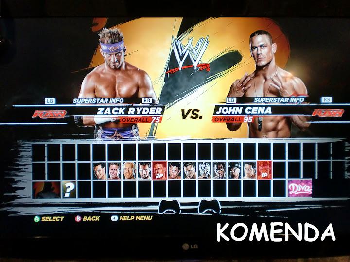 [GamesCom] WWE '12: 11 New Screenshots (Off Screen)
