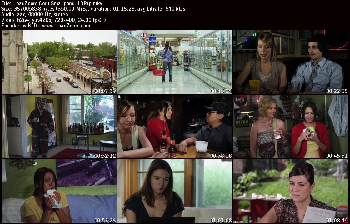 movie screenshot of Small Pond fdmovie.com