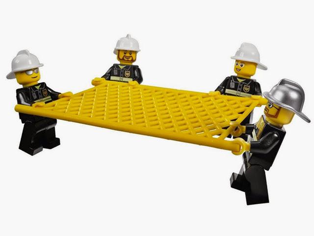 7208 レゴ 消防署
