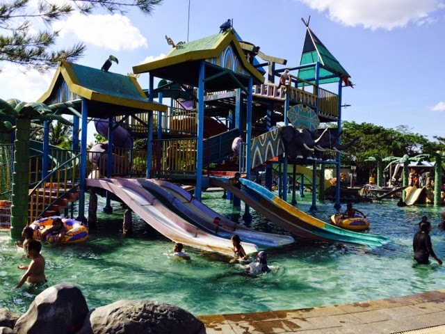 Traveling Pekanbaru, Labersa Waterpark