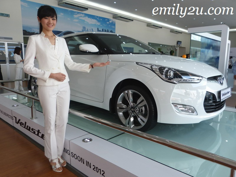 official opening of Ipoh Hyundai 3S Centre