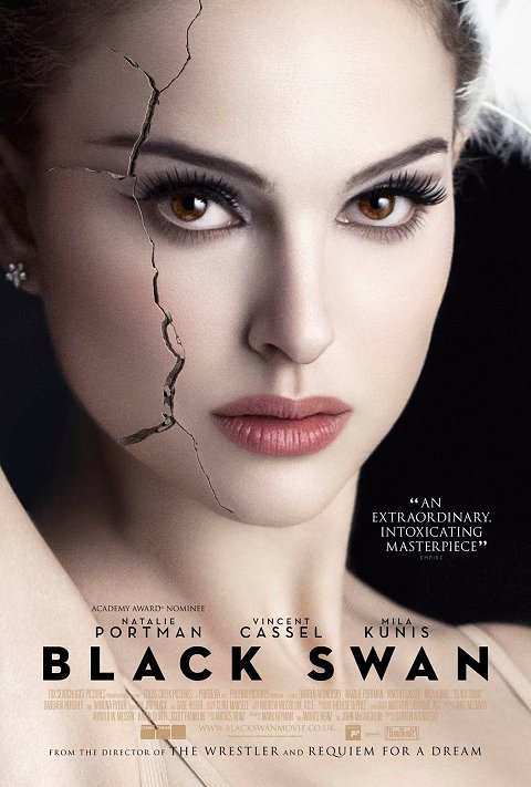 Black Swan Movie suku puoli kohta uksia