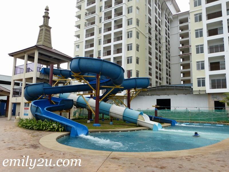 Bayou Lagoon Park Resort Malacca