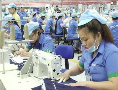 Đơn hàng may quần áo thể thao cần 9 nữ thực tập sinh làm việc tại Iwate Nhật Bản tháng 06/2016