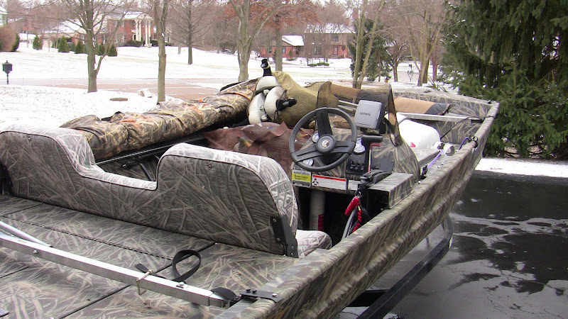 Duck Boat Blind Dilema Waterfowl Boats Motors Amp Boat