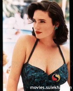 A 50's esque Jennifer Connelly from the film Mulholland Falls