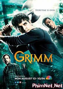 Phim Săn Lùng Quái Vật Phần 2 - Grimm Season 2