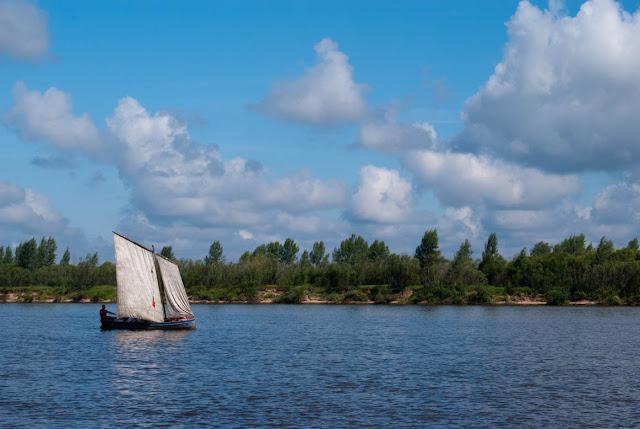 Река Вятка в окрестностях села Сорвижи