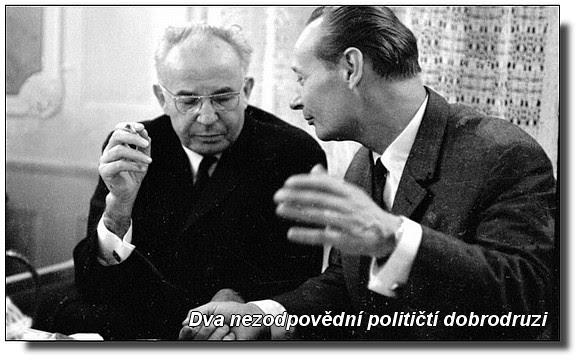 Gustáv Husák - trojitý obrat I.část