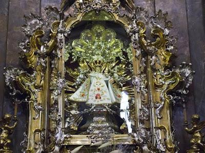 Niño sagrado de Praga