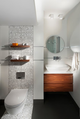 Houzz Small Powder Rooms