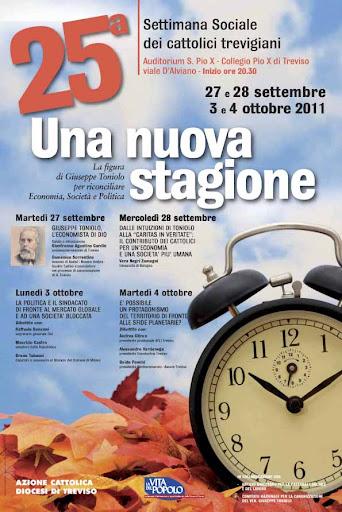 Settimana sociale 2011
