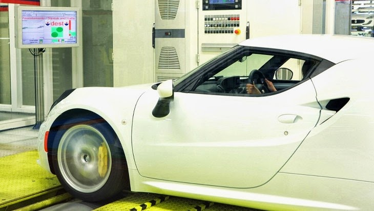 Alfa Romeo (factory)
