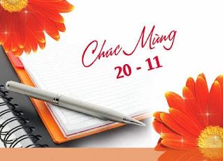Khuyến mãi mừng ngày nhà giáo Việt Nam 20-11-2013