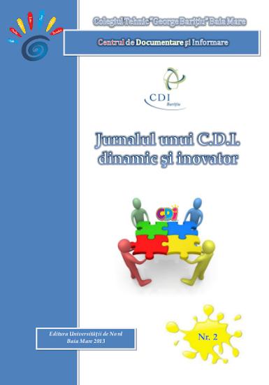 ed4_liceu_jurnalul unui c.d.i. dinamic ÅŸi inovator_Colegiul Tehnic_George Baritiu_ baia mare_MARAMURES
