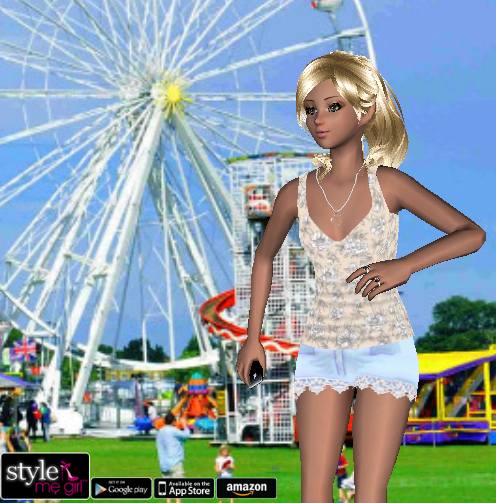 School Style me Girl Style me Girl Level 63 Meena