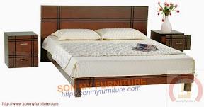 Giường ngủ khách sạn SMKSG01