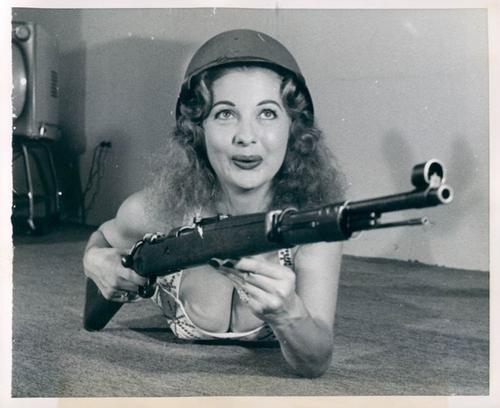 vintage fun gun