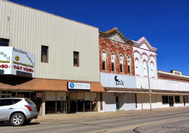 Kansas Roadtrips: Lebo and Osage City