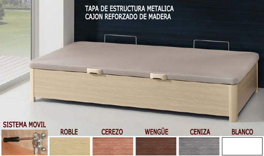 Canap de apertura lateral qu idea furniture for Canape 90x190