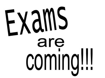 Image result for Exams soon