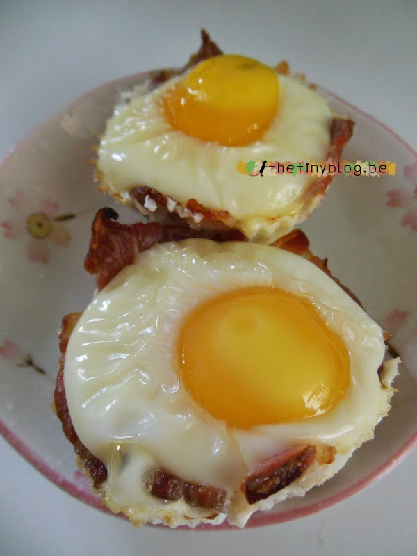 Egg and Bacon Cup