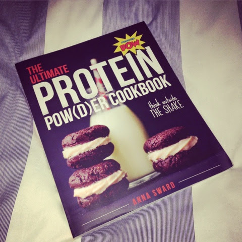 protein pow cookbook