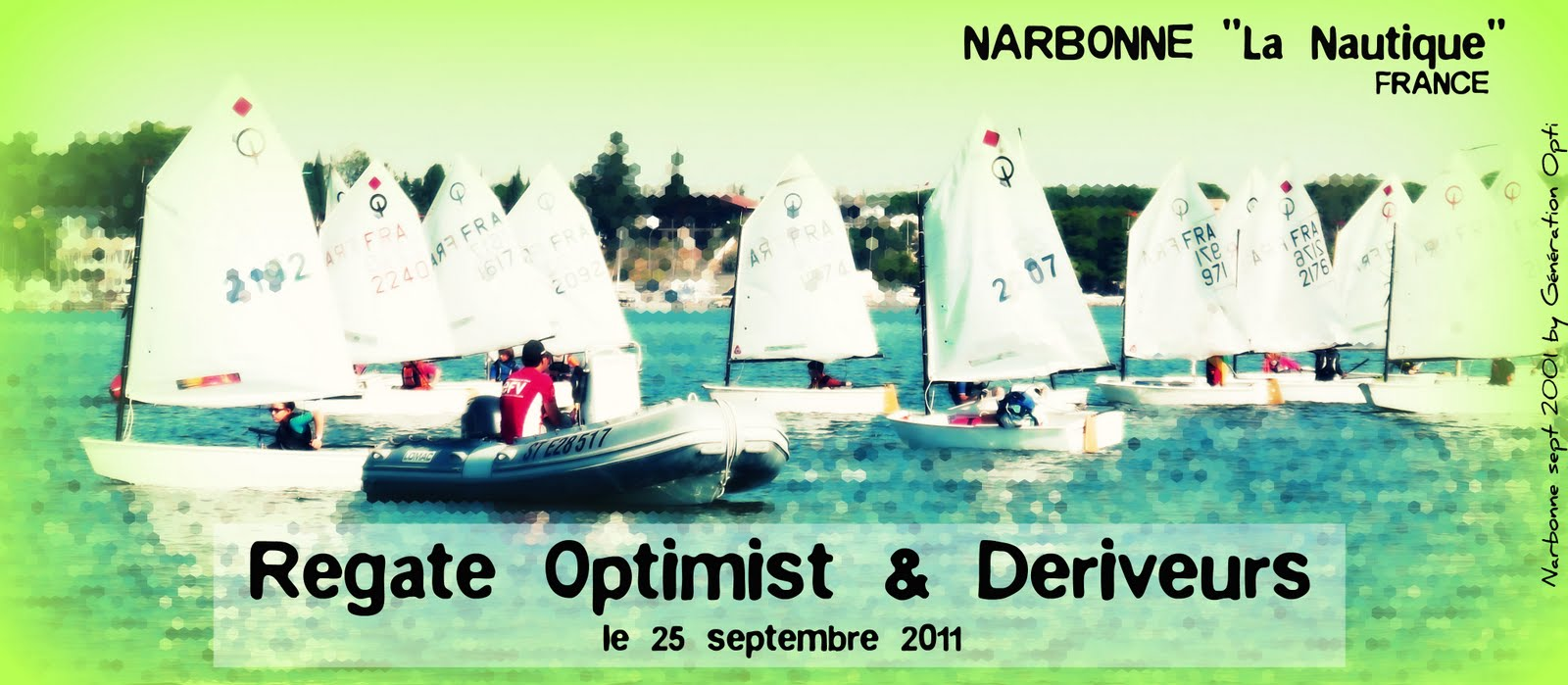 generation opti optimist narbonne régate 11