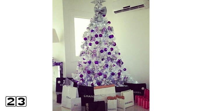 Christmas Tree Decorating Ideas Look Great with Picture 023