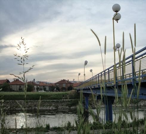 Синий мост в Заечаре