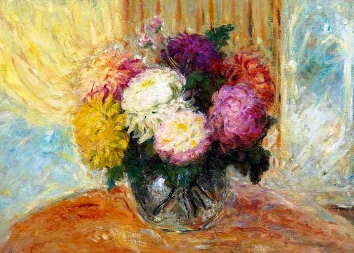 Henri Lebasque - Chrysanthemum
