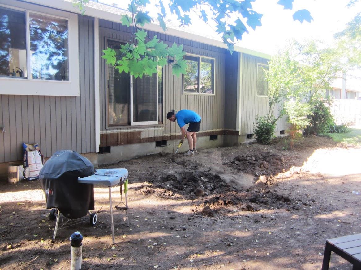 backyard deck florian kapsenberg u0027s projects page