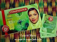 Provant... te verd a la menta Marrakech, de Pompadour