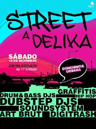 street a delika
