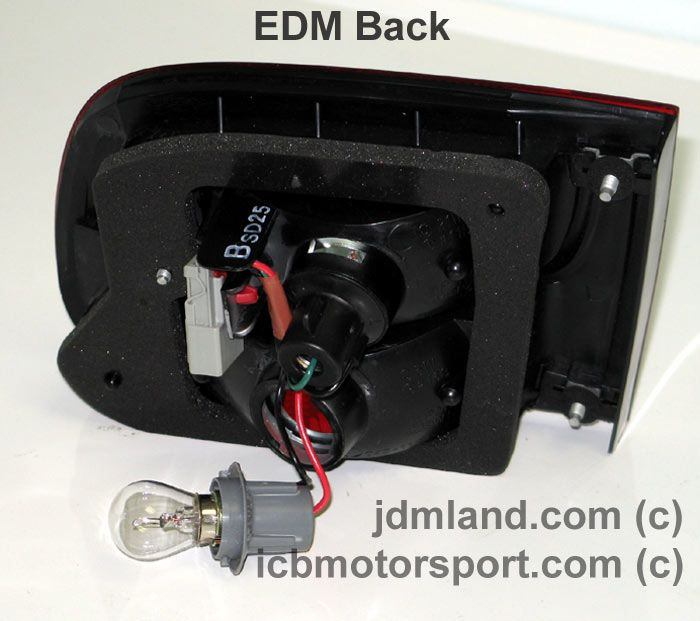 EDM+Back+ +JDM_EDM_FLi diy] honda civic 92 95 \