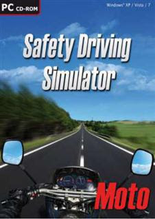 Safety Driving Simulator Moto   PC