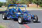 Custom VW Rail Dune Buggy - Street Legal 4-Seater